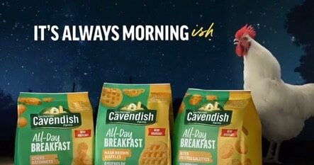 Swipe Right to see our recent commercial for Cavendish. #orpingtonrooster @cavendish.farms