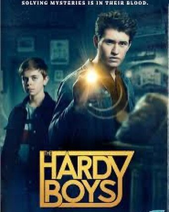 """See Cappy as """"Peppermint"""" in the Hardy Boys!"""